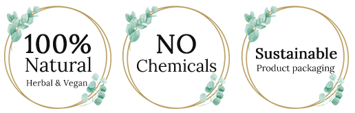 100% natural no chemicals certificate